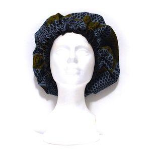 African Print PremiumAnkara Hair Bonnet Hat